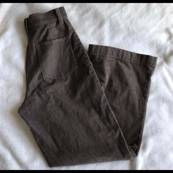 Wilfred Pants - Aritzia Wilfred corduroy wife leg pants